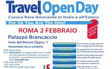Travel Open Day