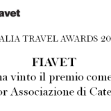 LOCANDINA ITALIA TRAVEL AWARDS