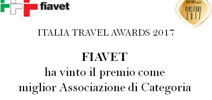 LOCANDINA ITALIA TRAVEL AWARDS