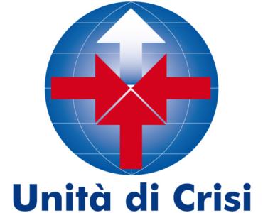 logo unita di crisi