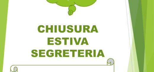 CHIUSURA ESTIVA FIAVET LAZIO